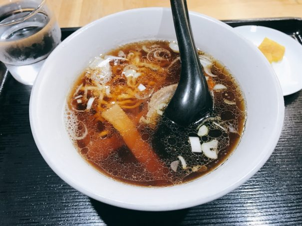 らーめん三吉のミニらー麺