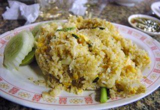 タイ バンコクヤワラート チャーハン
