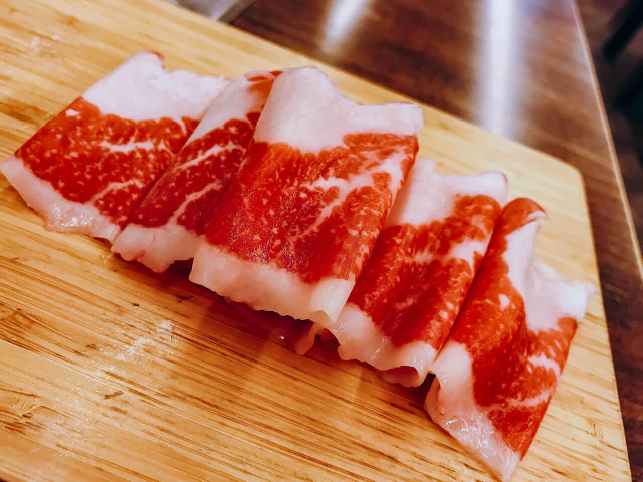 韓牛のともばら肉