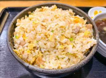 らーめん三吉(さんきち) 炒飯大盛り