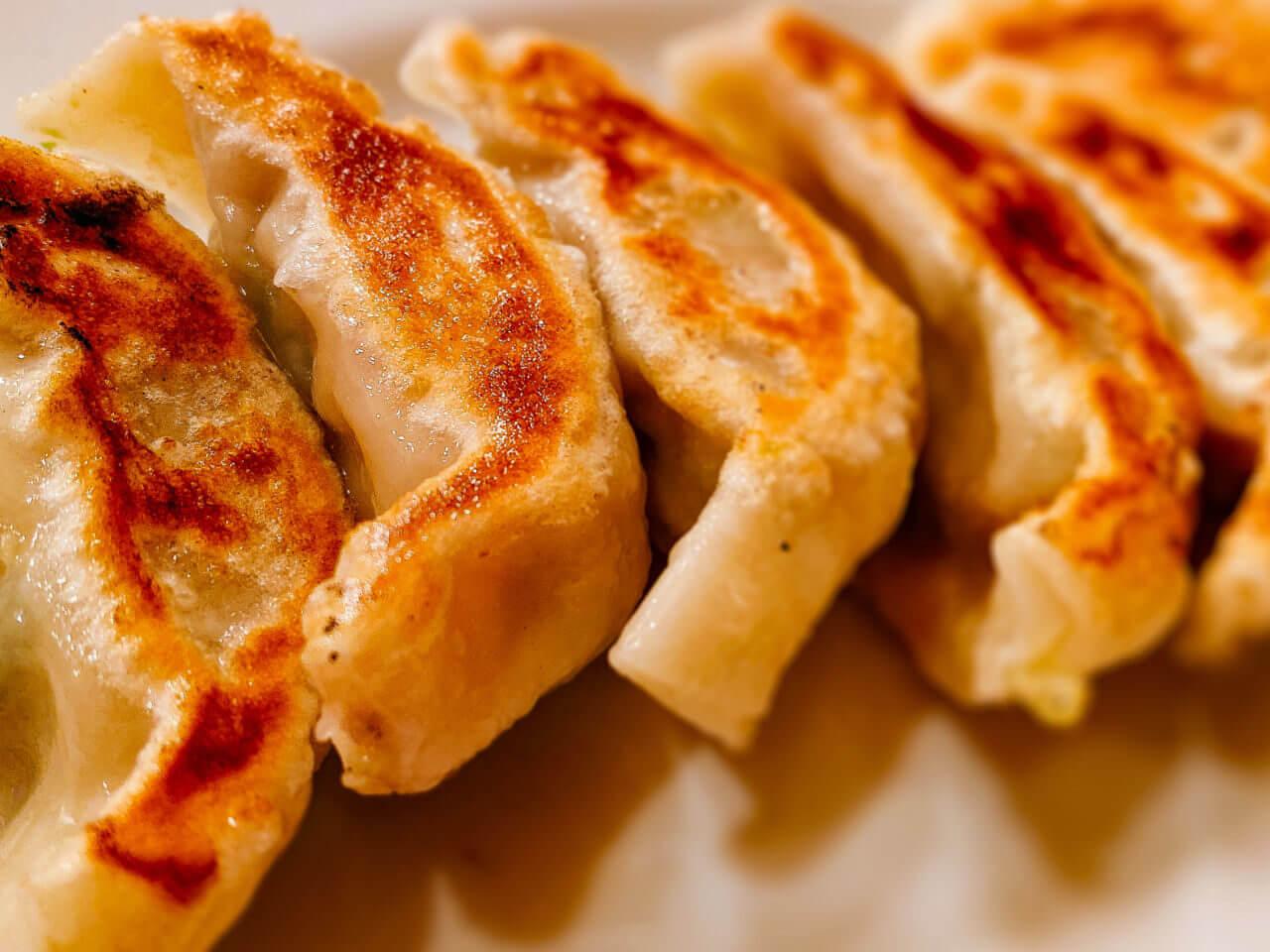香湯ラーメン ちょろり 恵比寿店 特製ギョーザ